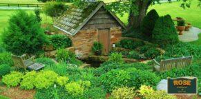 Landscape Material near Charlottesville