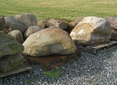 Assorted Decorative Boulders