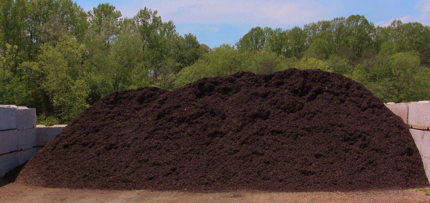 Charlottesville Landscaping Supplies Premium Mulch From