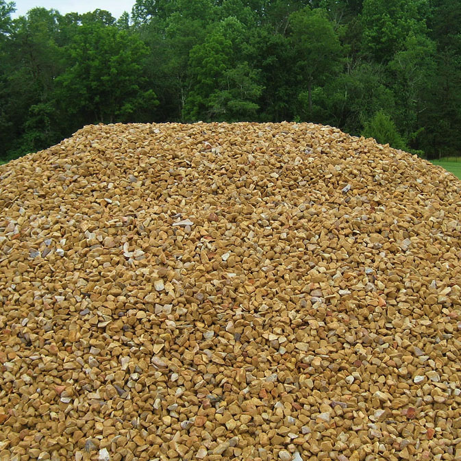 Charlottesville Landscaping Decorative Gravel From The