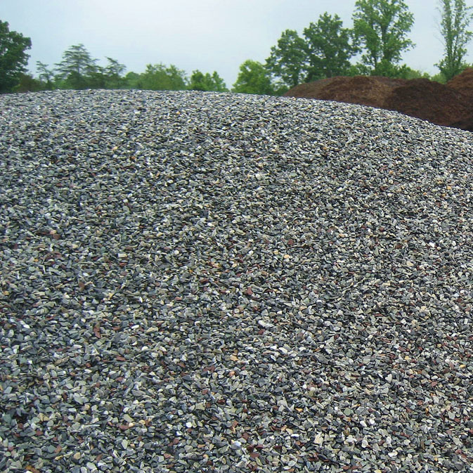 Charlottesville landscaping decorative gravel from the for Smooth stones for landscaping